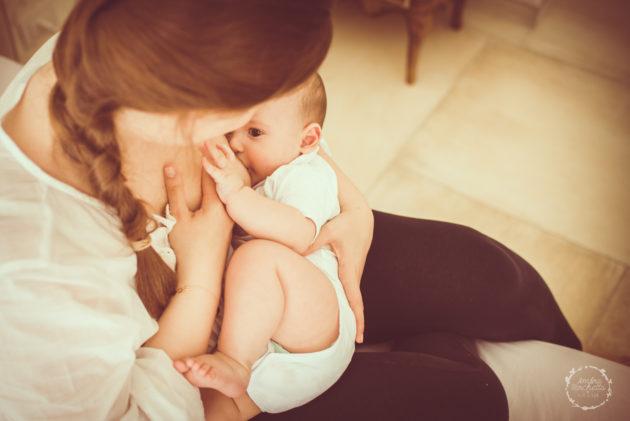 Vi racconto la mia esperienza con l'allattamento.