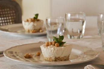 Cheesecake salate con un tocco in più!