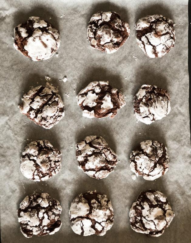 Crinkles: i biscotti che creano dipendenza!